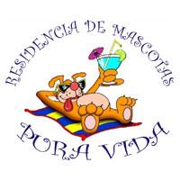 Logo Residencia de Mascotas Pura Vida