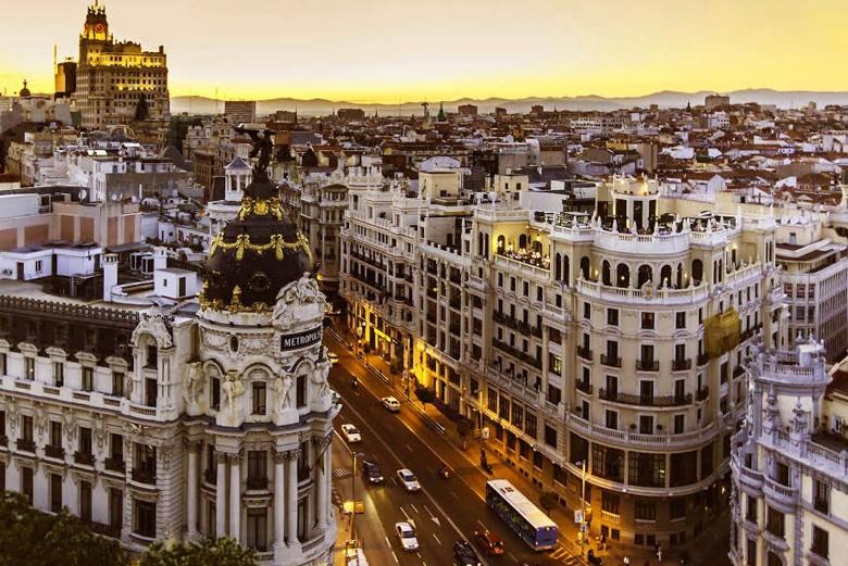 plagas en Madrid